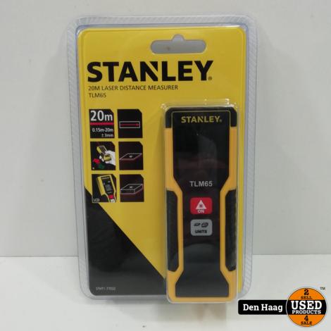 Stanley TLM65 Laserafstandsmeter