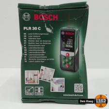 Bosch PLR 30 C Afstandsmeter - Tot 30 meter