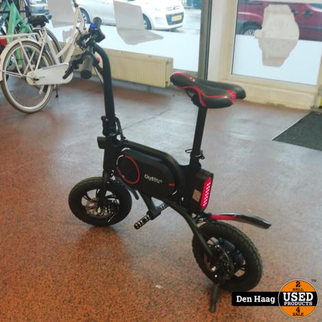 CityBlitZ Fun-E-Scooter 25KM