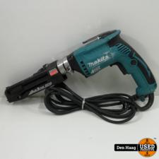 Makita FS4000 + QD76E schroefmachine 230 Volt