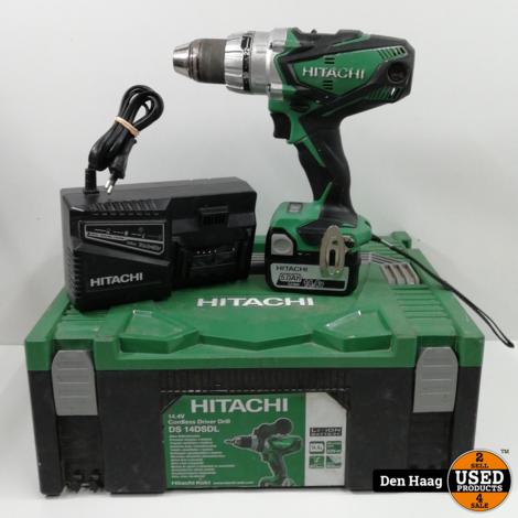 Hitachi DS14DSDL 14V 5Ah