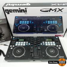 Gemini GMX media + Headset DJX-07