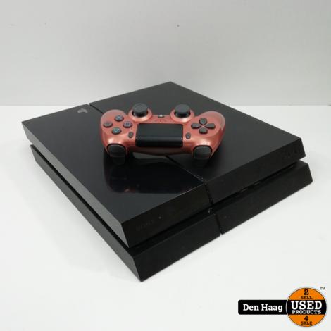 Sony Playstation 4 original 500GB met Controller