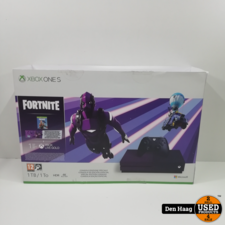 Xbox One S 1TB Console - Fortnite Battle Royale Special Edition