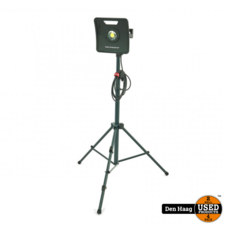 Scangrip 49.0216 Nova 10K LED Bouwlamp + statief 1-3 m - Dimbaar - 10000Lm