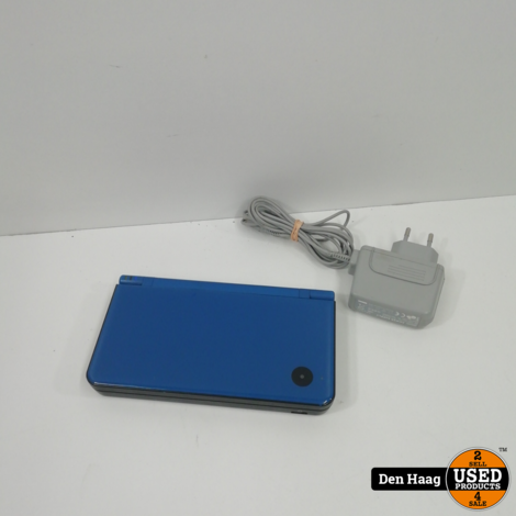 Nintendo DS XL Blauw