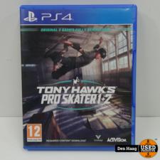TONY HAWKS PRO SKATER 1 2 PS4