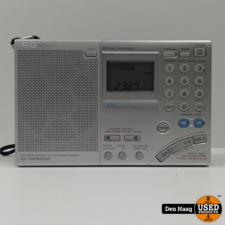 Sony ICF-SW7600GR Draagbare radio / wereldontvanger