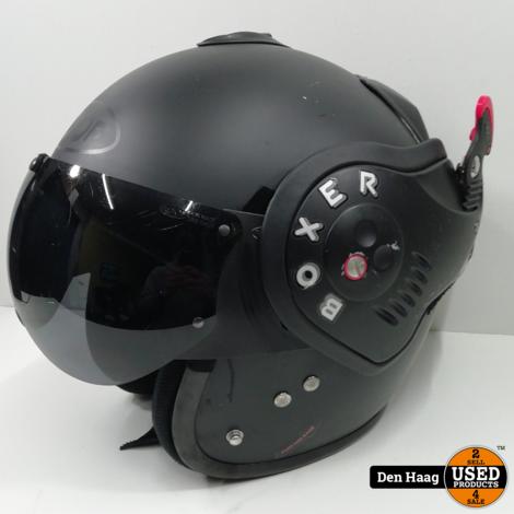 Roof Boxer V8 helm maat: M 58cm