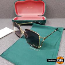 Gucci Zonnebril GG0593SK dames zonnebril *Nieuwstaat*