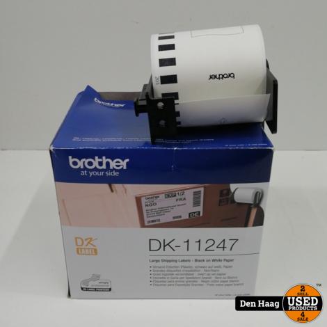 Brother QL-1110NWB professionele labelprinter met wifi
