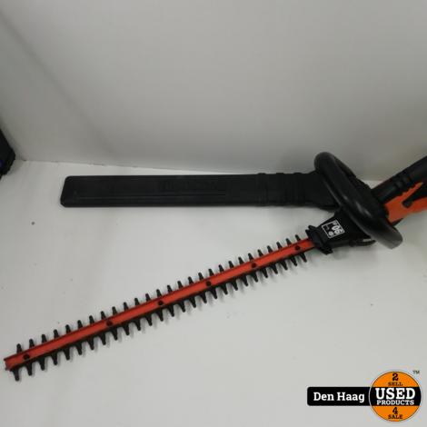 Worx 20 V-heggenschaar WG259E, 52 cm lang zwaard, zonder accu en lader