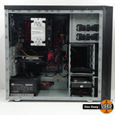 Cooler Master MD FX3600 Gaming PC/ MSI GTX 750 - 16GB DDR3 + 2TB