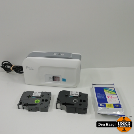 Brother P-Touch PT-2430PC label machine