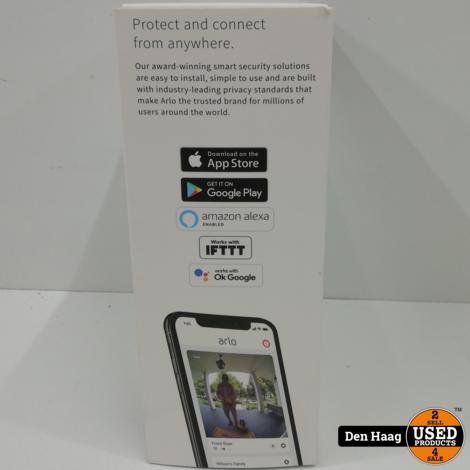 Arlo Wire Free Video Doorbell Wit