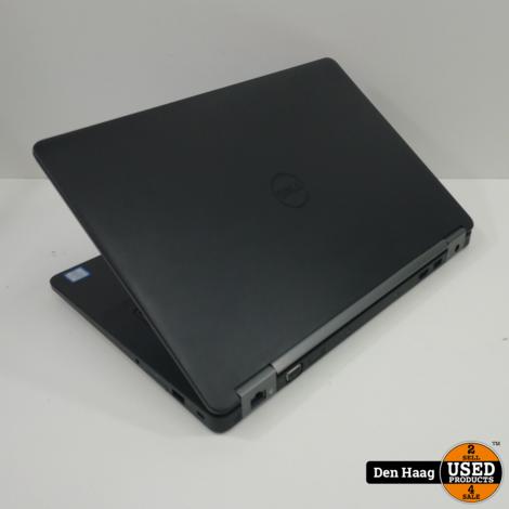 DELL LATITUDE E5470 LAPTOP    128GB SSD    I5-6300U    14 INCH