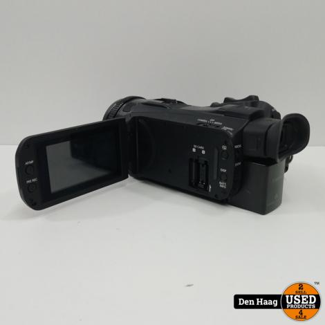 Canon Legria HF G50 Zwart + Micro SD Card PNY Pro Elite 512 GB