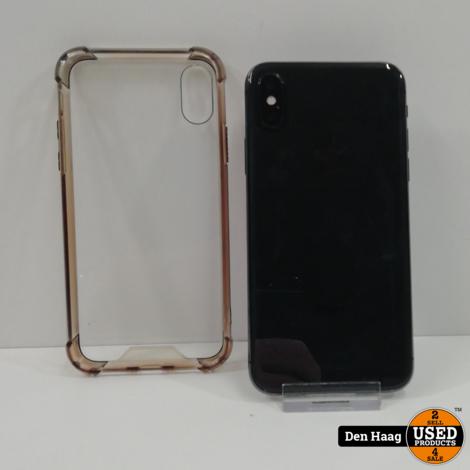 Apple iPhone X 64GB Black / accu 85%