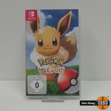 Nintendo Switch: Pokémon: Let's Go, Evoli!