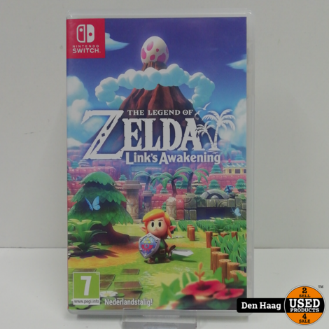 The Legend of Zelda Breath of the Wild - Nederlands