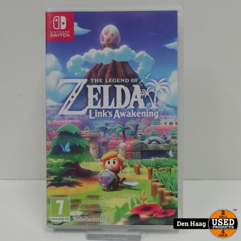 Nintendo Switch: Zelda: Link's Awakening