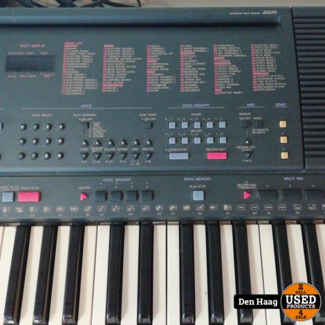 Yamaha PSR600 Vintage keyboard