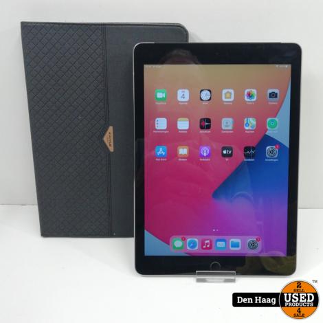 Apple iPad Air 2 64GB (SIM) + hoes | 3 maanden garantie