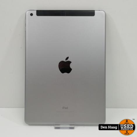 Apple iPad 5e gen. 2017  32GB Sim (3G) + beschermhoes