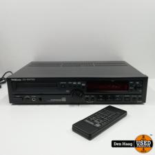 Tascam CD-RW750 Professional CD rewritable recorder