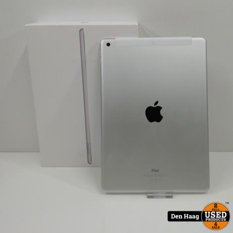 Apple iPad 7th Gen ( 2019 ) 10.2 Inch-32GB WiFi + 4G  silver