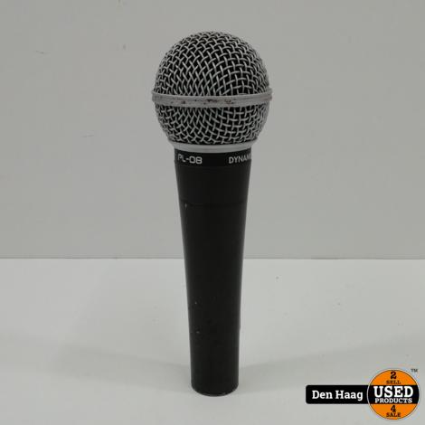DAP PL-08 dynamische microfoon