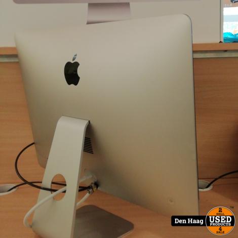 iMac 21.5-Inch 4K 2017 i5 3.0 Ghz 4-cores 8GB 500GB SSD AMD Radeon pro 555 2GB