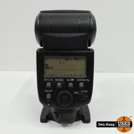 Canon Speedlite 430 EX II Flitser