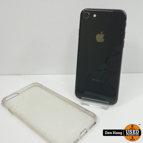 Apple iPhone 8 64GB Black (Perfecte staat)