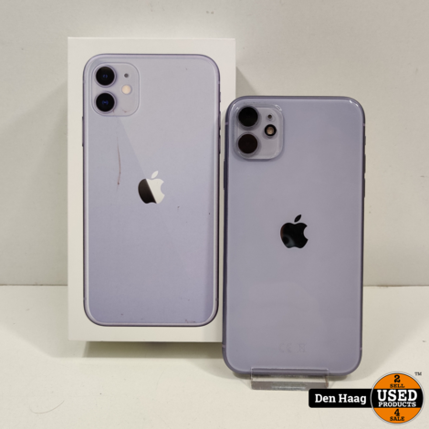 Apple iPhone 11 64GB Purple.
