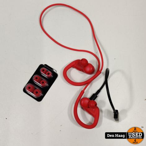 POWERBEATS Wireless Red.