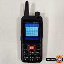 3G Wifi Touch Screen Walkie Talkie USB BT Smartphone GPS Double Cam Zello Rechargeable
