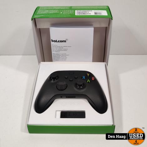 Official Microsoft Xbox Wireless Controller W/ Wireless Adapter- Black