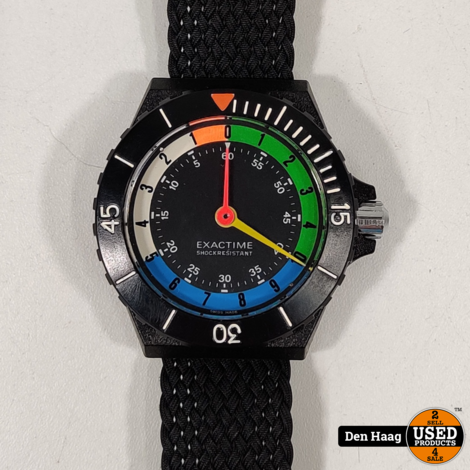 exact time stopwatch