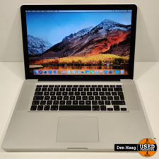 Macbook Pro 15 inch (early 2011) i7
