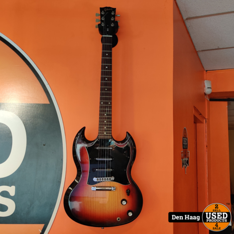 Gibson SG-3 2007 - 2008 Sunburst. Made in USA