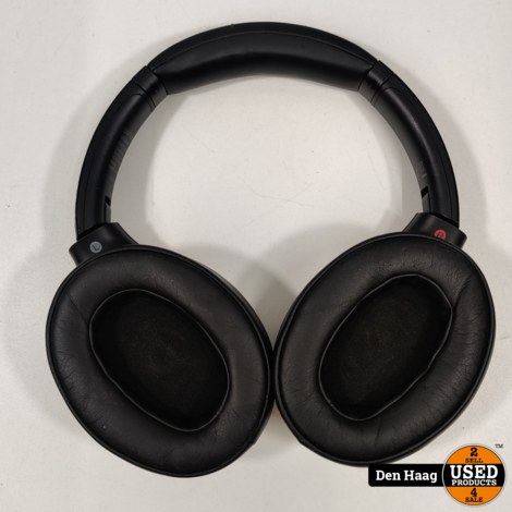SONY WH-XB900N Extra Bass Zwart