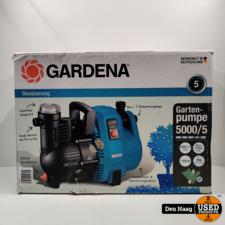 GARDENA GARDENA Tuinpomp 5000/5