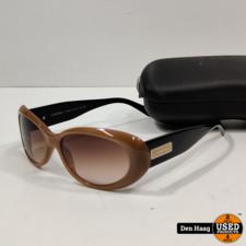CHANEL Womens Vintage 1990 Designer Sunglasses Brown Oval 5119 1011/13 54015