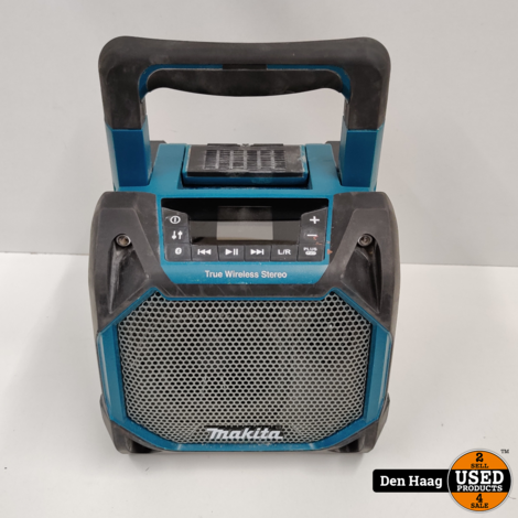 Makita - accu bluetooth-speaker - DMR203