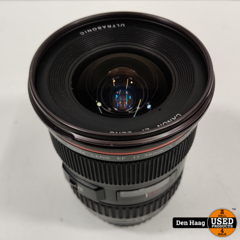 CANON EF 17-35 mm/F1:2.8 L