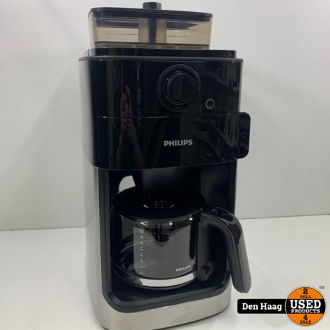 Philips Koffiezetapparaat Grind & Brew - Geintegreerde koffiemolen