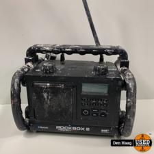 Perfectpro Rockbox 2 bouwradio