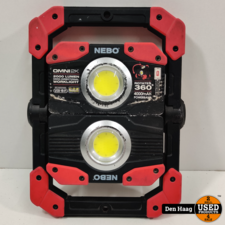 NEBO - OMNI2K - 2000 lumen Rechargeable dual light