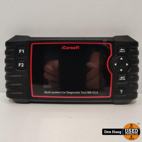 iCarSoft MB V2.0 autodiagnose